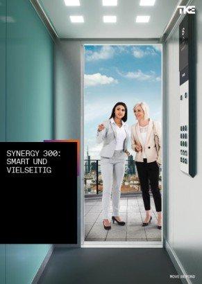synergy 300 Broschüre herunterladen