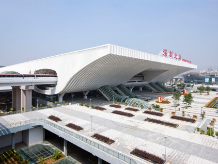 North Shenzhen Railway Station