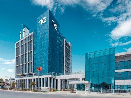 thyssenkrupp Elevator (China) headquarters