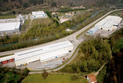 New factory in Spain