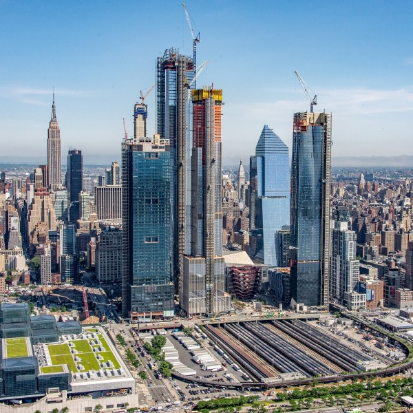 INSIGHT powers Hudson Yards in New York