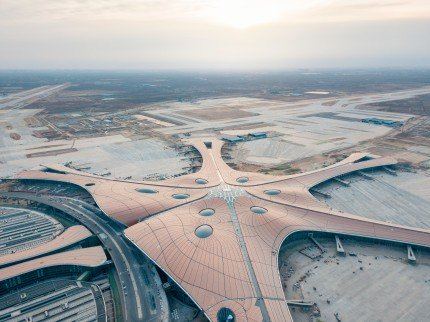 Mobility solutions at China Southern Airlines' new Beijing airport base