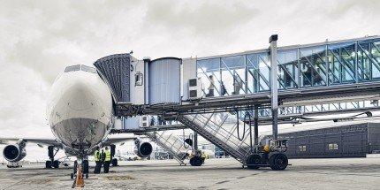 Remote Control System für Fluggastbrücken auf der inter airport Europe 2019 vorgestellt