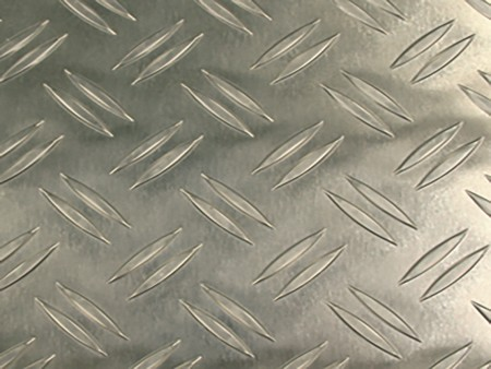Checker Plate Aluminum