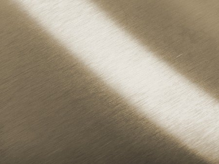 Stainless Steel Satin Champagne