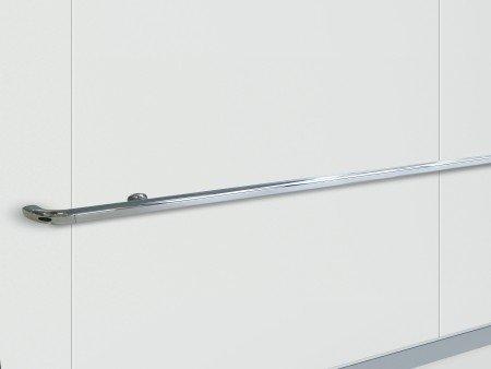 Handrail Chrome Plated Straight