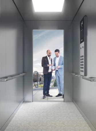 thyssenkrupp elevators: Always a perfect fit