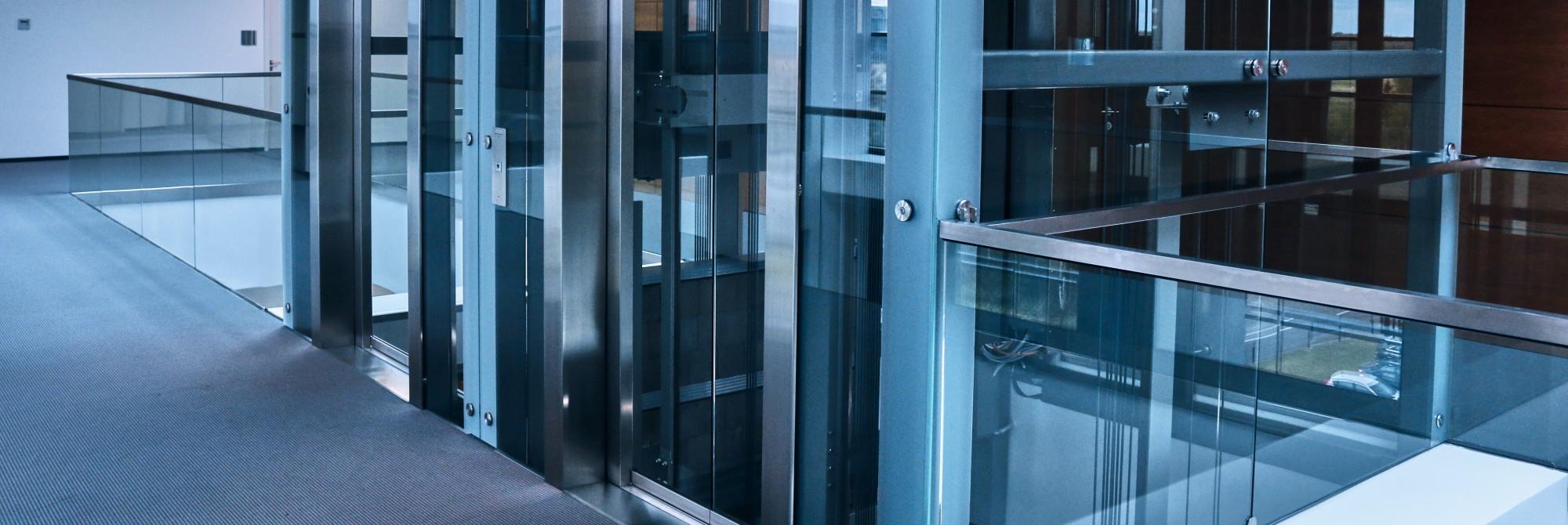 elevators for persons  u0026 goods