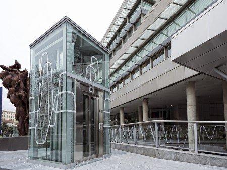 Palacio Euskalduna, Bilbao, España