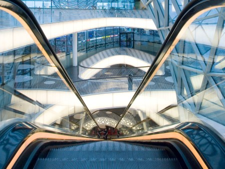 Escalators | thyssenkrupp Elevator