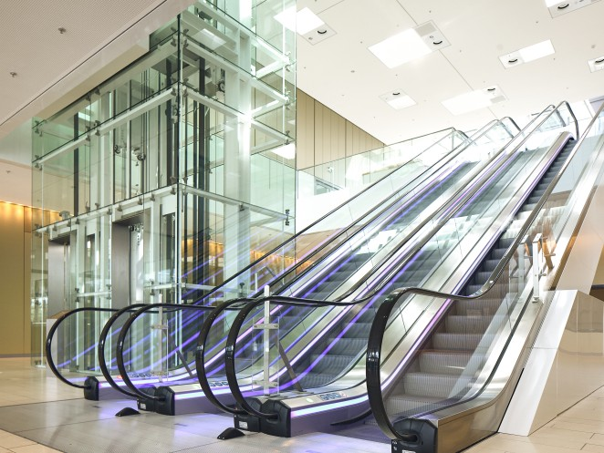 A global market leader - escalators
