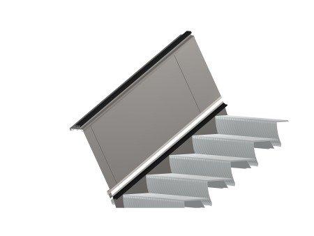 Balaustrada metálica