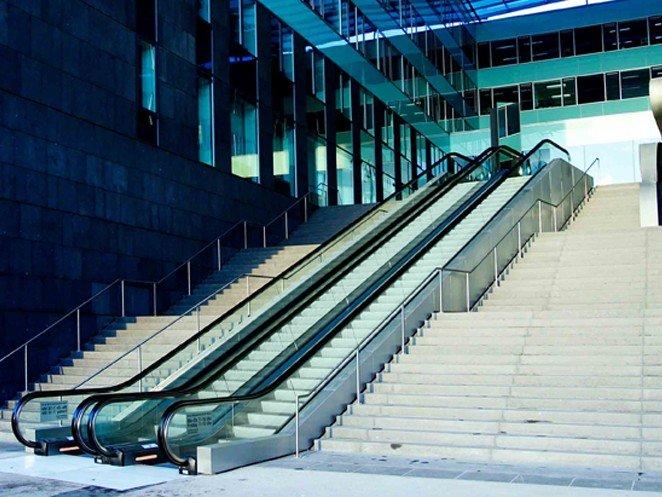 Escaleras mecánicas tugela - Extremadamente versátiles