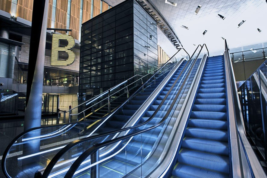 Escaleras mecánicas tugela - Inversión sostenible