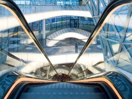 Escalators | thyssenkrupp Elevator