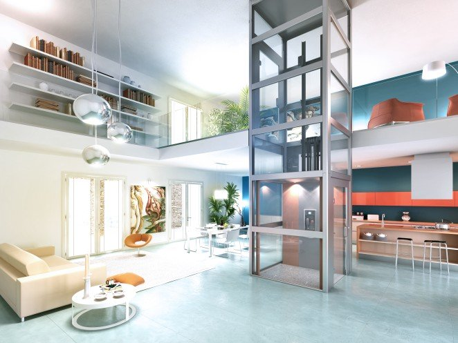 Home elevators – Welcome home! - accesibility