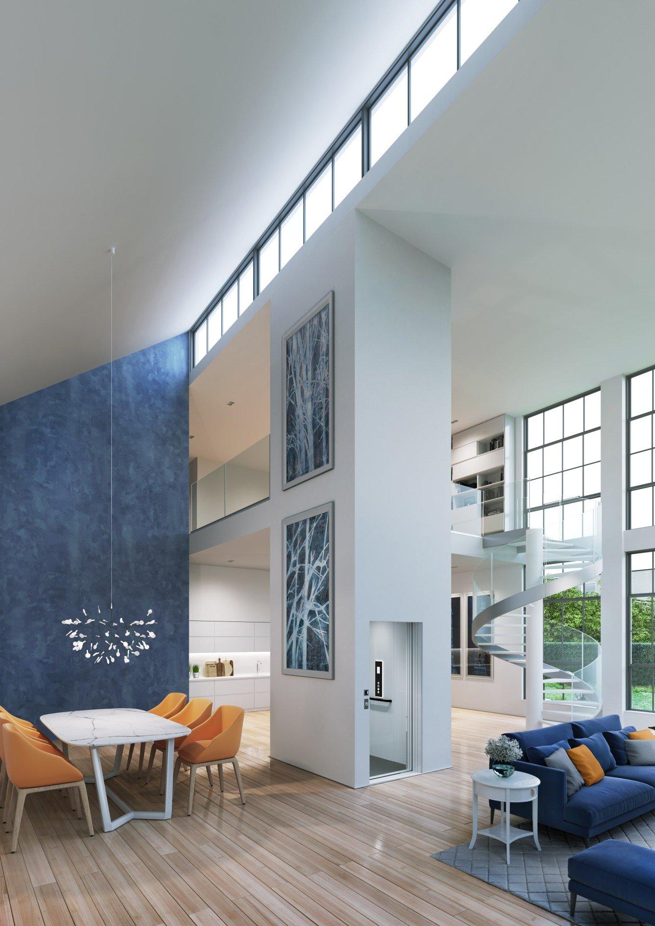 Home Lift. Privataufzüge für barrierefreien Komfort.