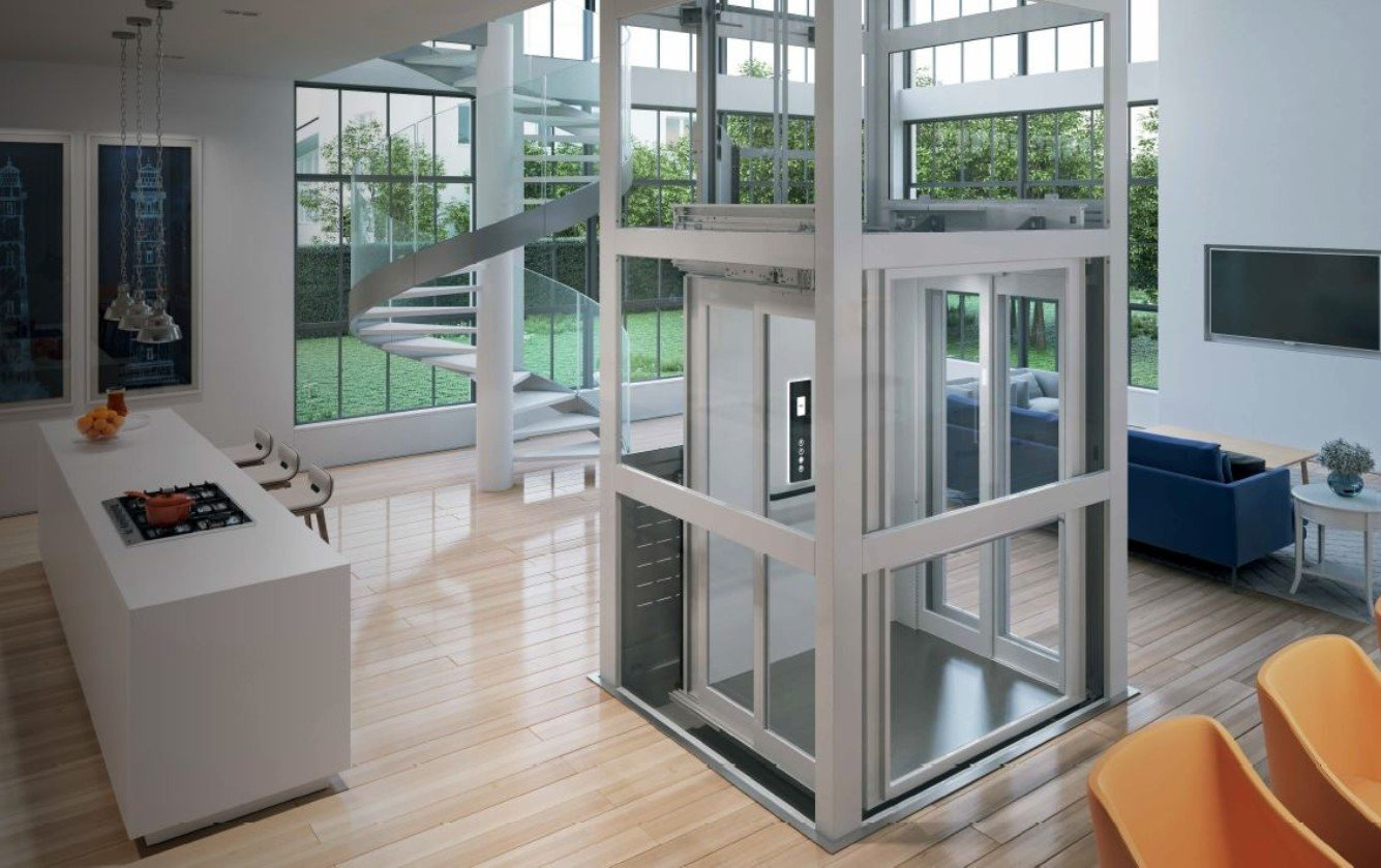 Home Lifts - Privataufzüge von TK Elevator