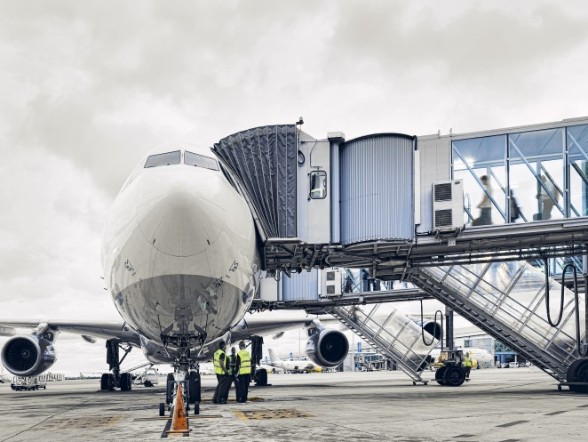 Tailored solutions - passenger boarding bridges