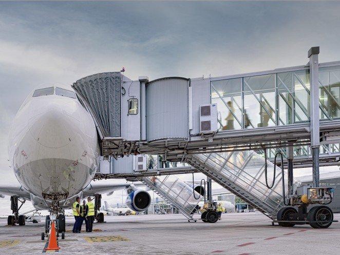 Tailored solutions - passenger boarding bridges