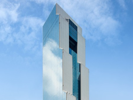 Trade Tower (Coex), Seoul, South Korea