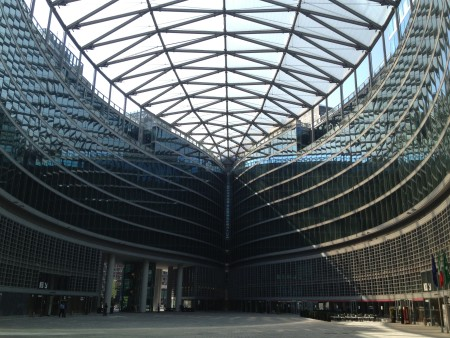 Eevators - Lombardy Regional Government Headquarters, Milan, Italy