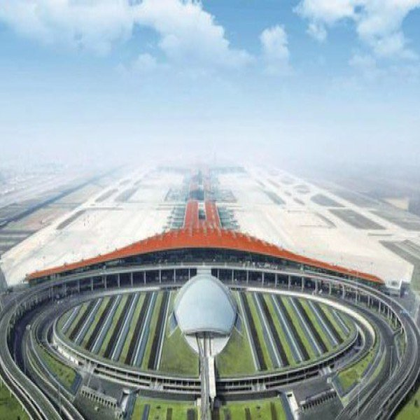 Terminal 3, Beijing International Airport
