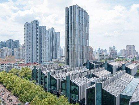 Shanghai SOHO Fuxing Plaza