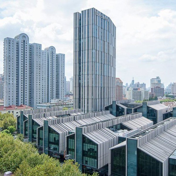 SOHO Fuxing Plaza, Shanghai