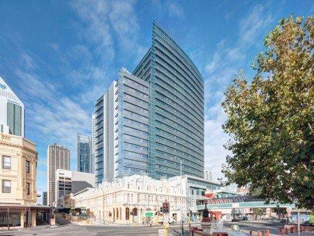 Raine Square, Perth