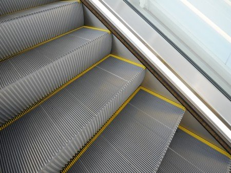 Escaleras mecánicas Tugela - Fantásticos peldaños