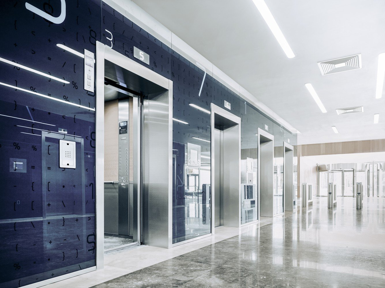 Get all the inormation about elevators by TK Elevator