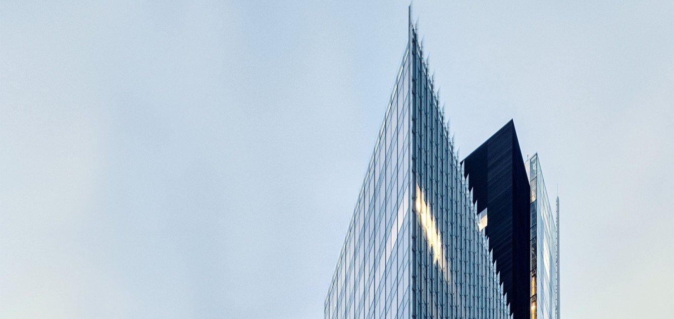 high-rise momentum elevator