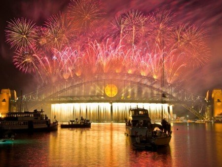 Top New Year's destinations