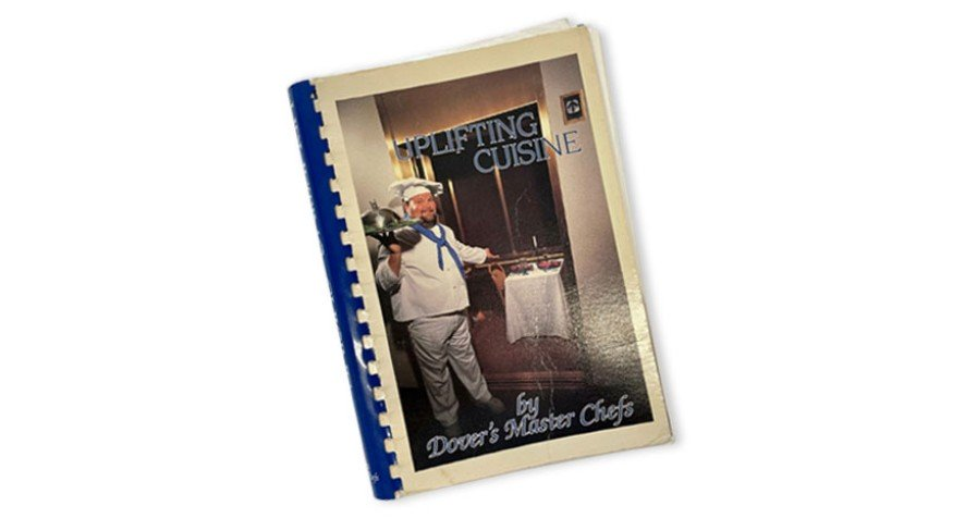 The cover of Uplifting Cuisine